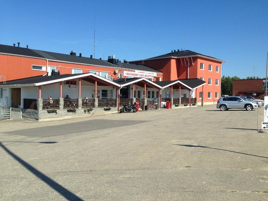 Hotel Inari : hotellet