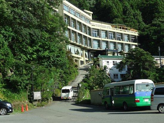 Kosuien: Hotel Exterior