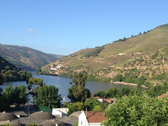 Hotel Douro: Utsikt i fra rommet