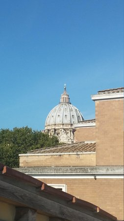 Vatican View: The Vatican