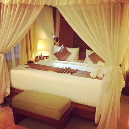 Kuta Seaview Boutique Resort & Spa: Beautiful bedroom