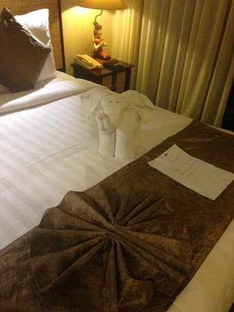Kuta Seaview Boutique Resort & Spa : Lovely attention to detail
