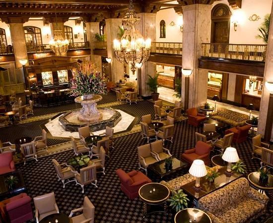 The Peabody Memphis: Historic Grand Lobby