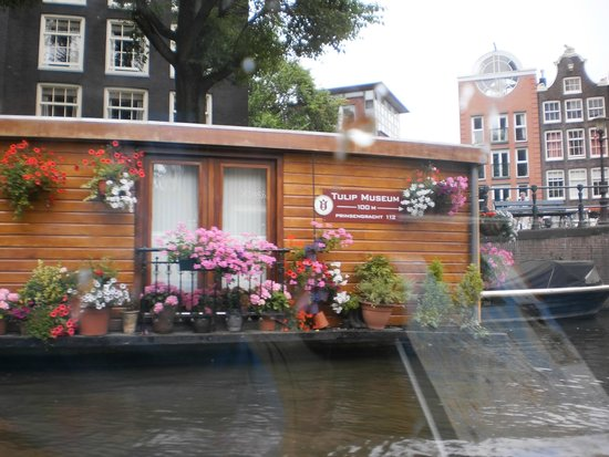 Amsterdam Canal Cruises: Boat House