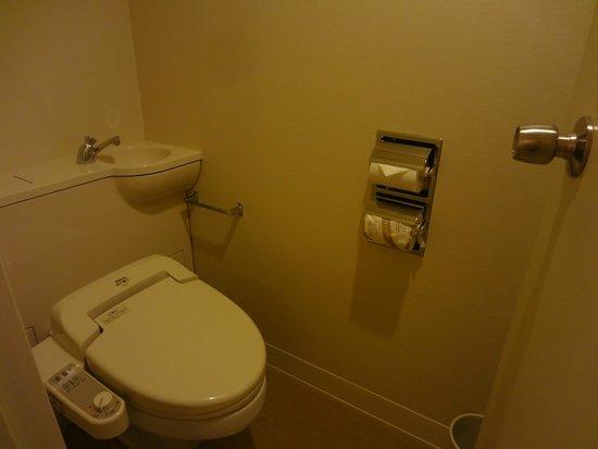 Lake Biwa Otsu Prince Hotel : Bathroom