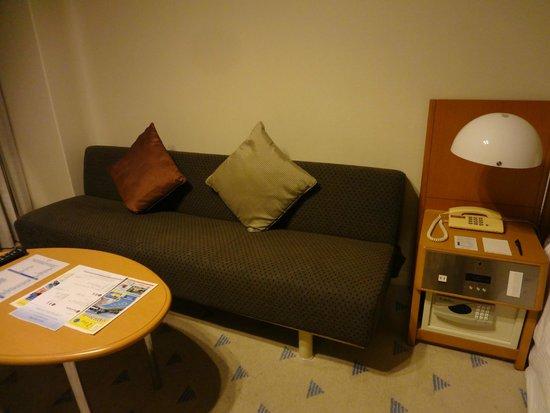 Lake Biwa Otsu Prince Hotel : Couch