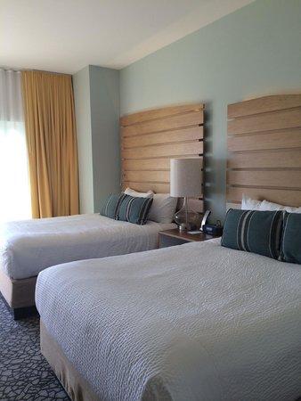 SpringHill Suites San Diego Oceanside/Downtown: Room 509