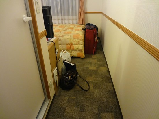 Toyoko Inn Shinagawa Oimachi: Small Space