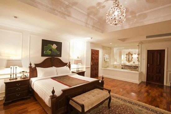 Dhavara Hotel: Suite