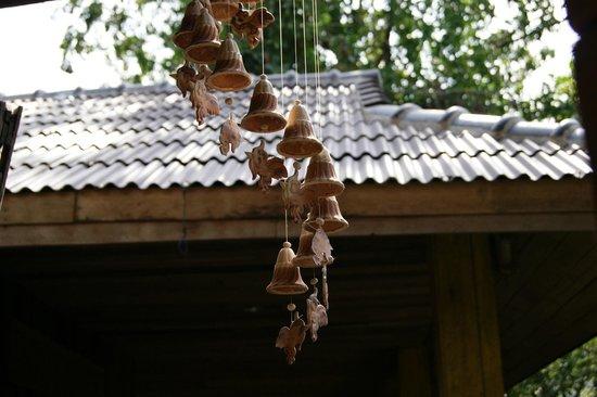 Varinda Garden Resort: Decorations territory