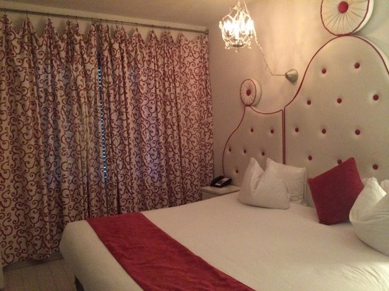 Whitelaw Hotel : Our room