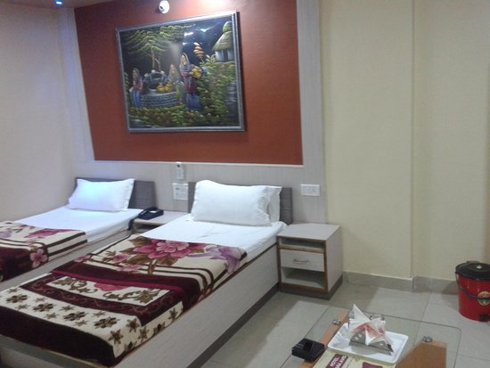 Banswara, India: Hotel room