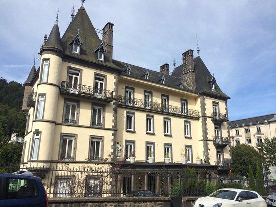 l h 244 tel est vraiment magnifique picture of grand hotel le mont dore le mont dore tripadvisor