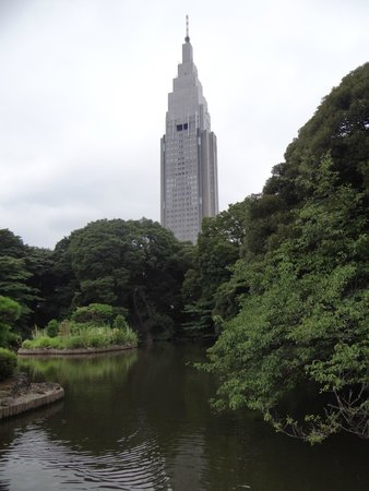 Shinjuku Gyoen National Garden: Urban Nature