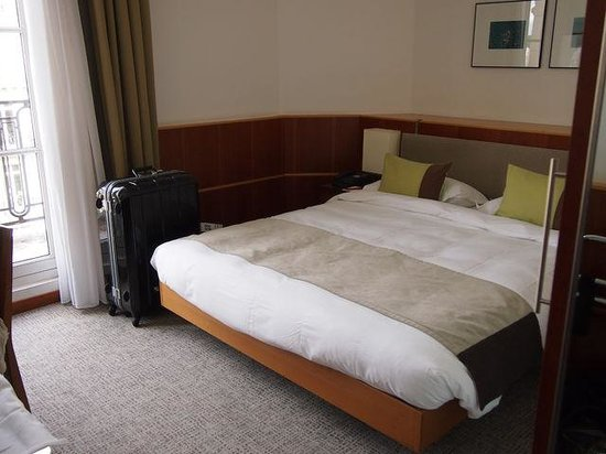 K+K Hotel Cayre: 部屋
