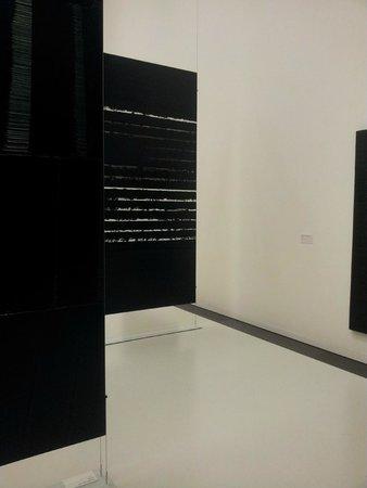 Musée Soulages : Le Noir par Soulages
