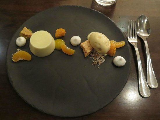 Margan Restaurant : My Dessert