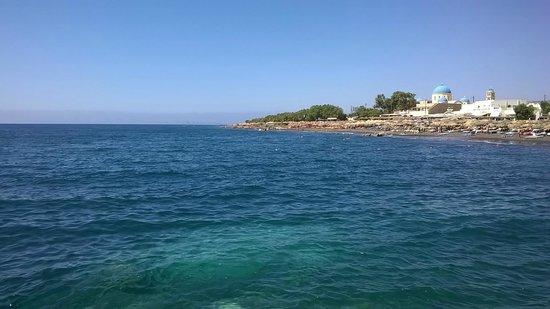 Perissa Beach: spiaggia perissa