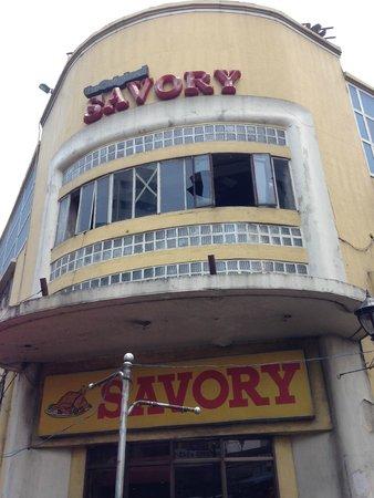 The Original Savory Chicken