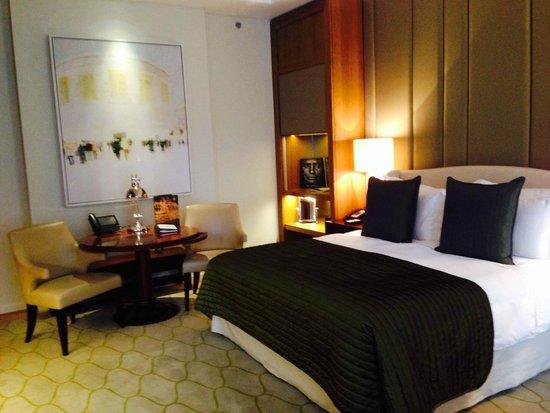 Corinthia Hotel London: Zimmer 337