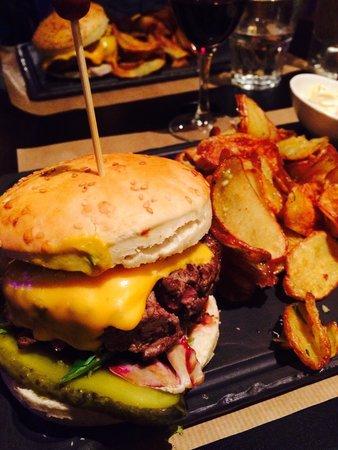La Réserve : Cheese Burger