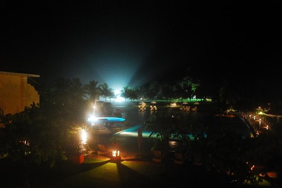 The LaLiT Golf & Spa Resort Goa: looked magical
