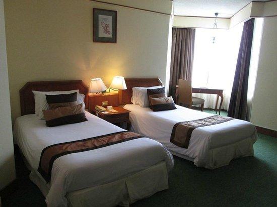 Duangtawan Hotel Chiang Mai: Twin room