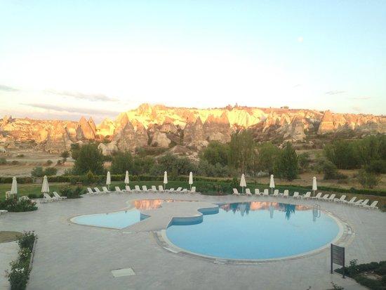 Tourist Hotel & Resort Cappadocia: piscina