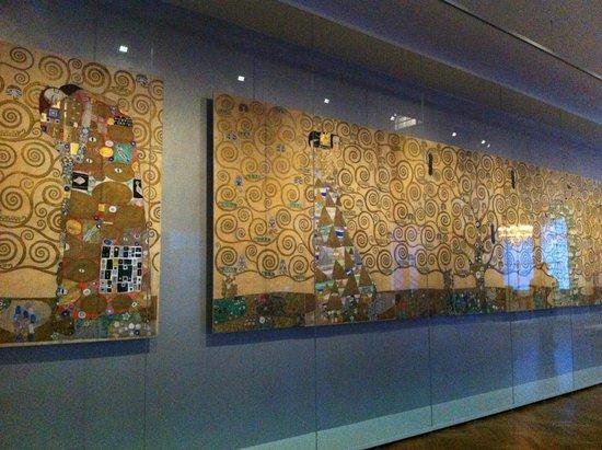 MAK - Österreichisches Museum fur Angewandte Kunst / Gegenwartskunst: Klimt!