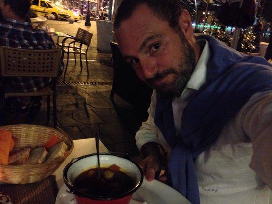 Café Intenzo: Goulash