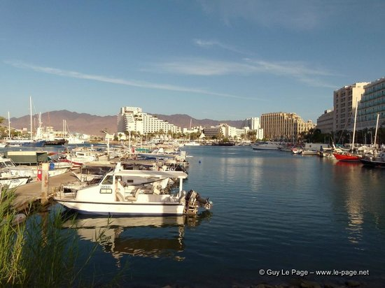 Eilat Marina: La Marina