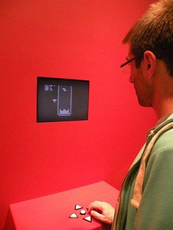 The Museum of Modern Art (MoMA): Jeu vidéo dans le MoMa
