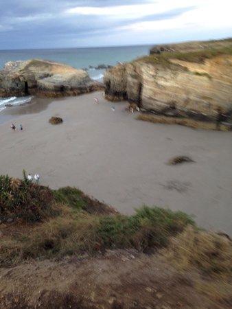 Playa de las Catedrales: Fantastico