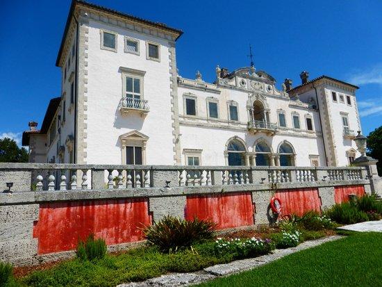 Vizcaya Museum and Gardens: La villa