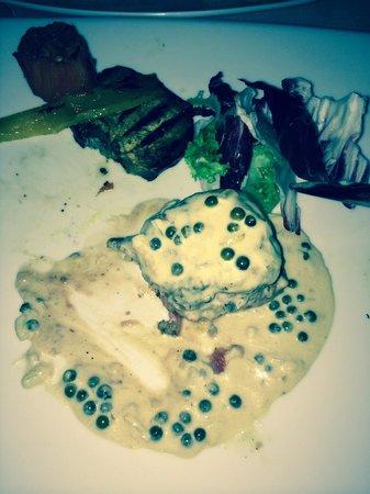 Osteria Loco Squad : Filetto al Pepe Verde