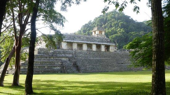 Palenque ruinas: 1
