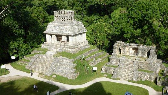 Palenque ruinas: 3