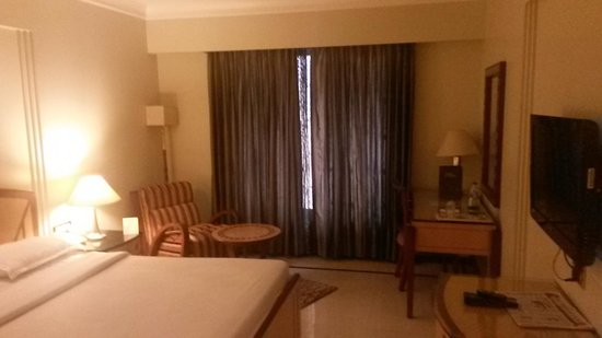 Hotel Ritz Inn : The Room