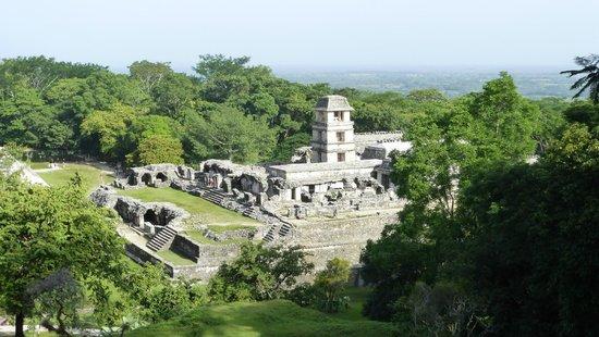 Palenque ruinas: 2