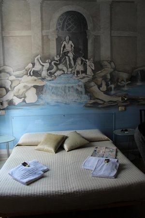 Suites Trastevere : Nice walls