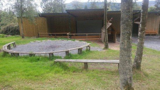 Lovely Yurt Company: Fell foot woods