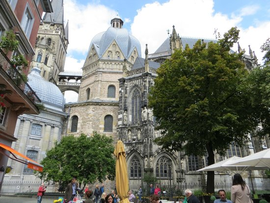 Aachen Cathedral (Dom): the dom3