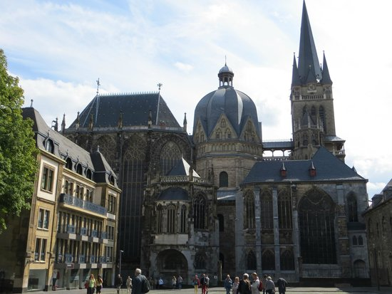 Aachen Cathedral (Dom): the dom1