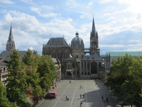Aachen Cathedral (Dom): the dom2