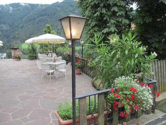 Hotel Vajolet: TERRAZZA BAR
