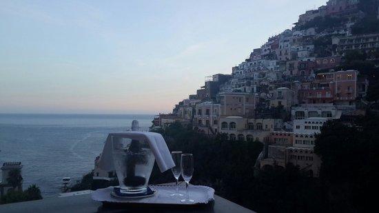 Hotel Savoia: Honeymoon gift