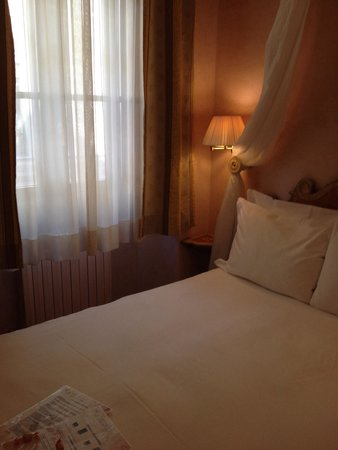 Hotel Davanzati: Great room.