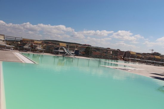 Alma di Alghero Hotel: pool on the roof