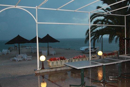 Villa Jerkan: Jerkan вид на пляж