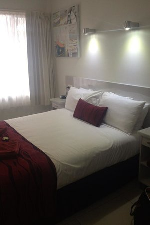Hibiscus Motel: Double room